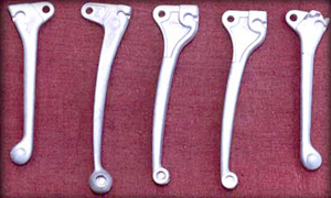 Operating Levers for Brakes